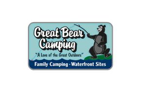 Great Bear Camping - A Love of the Great Outdoors - Family Camping - Waterfront Sites